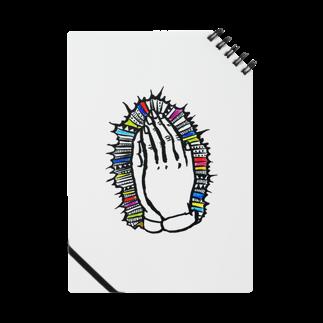 erkのラクガキの祈る手 Notes