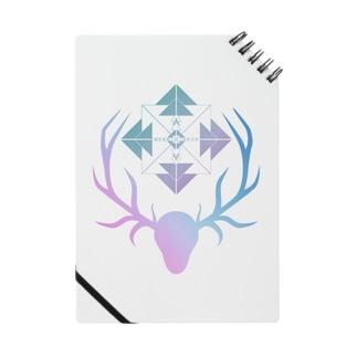 鹿と羅針盤(自然) Notes