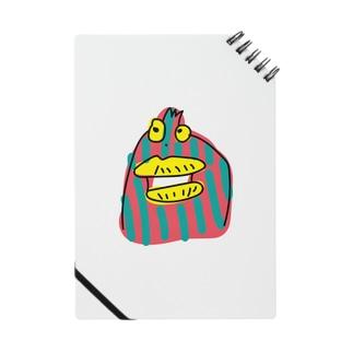 変な生き物 ノート
