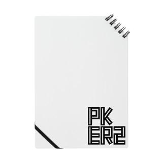 PERKER.s  缶バッチ ノート