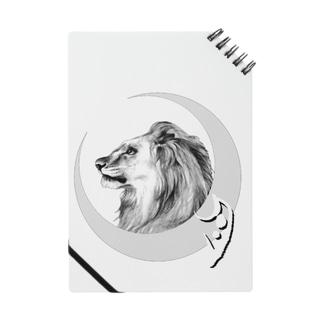 月獅子 tattooバージョン Notes