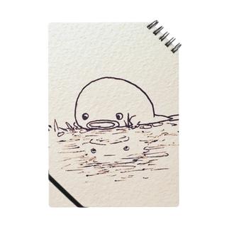 まだ水濡れを知らぬOTAMA Notes