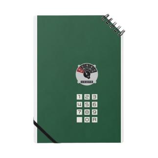 沿線電話(回線切り替えスイッチ、プッシュボタン)  Notes