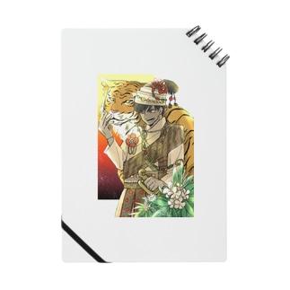 虎と友達 Notes