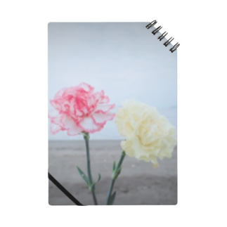 季節の一輪花(手帳) Notes