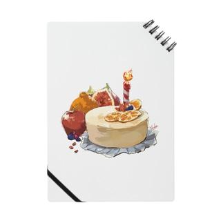 チーズケーキ Notes