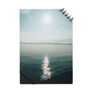 水面にうつる Notes
