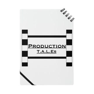 ProductionT.A.L.Esグッズ Notes