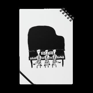 室井雑貨屋のピアノトリオ Notes