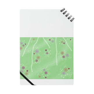 謎柄の和風グッズA(若緑) / Japanese style goods A inspired by escape room (Light green) Notes