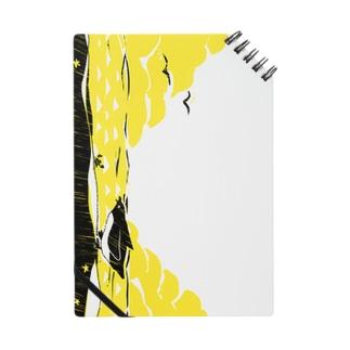 ペンギンとカニ Notebook