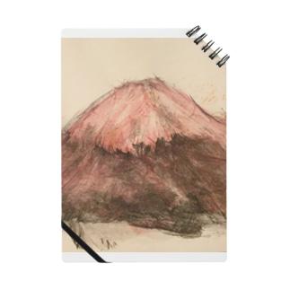 レッド富士山 Notes