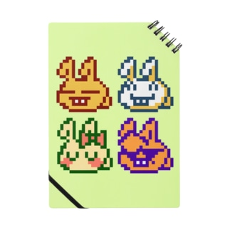 Dusty and Musty (ドット絵シリーズ) Notes