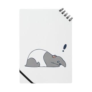 ばく Notes