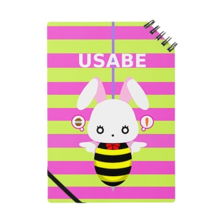 【USABE ウサビ】  Notes