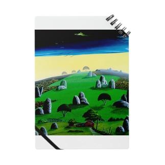 奇岩の丘 Notes