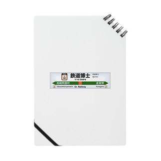 鉄道博士駅名標(JR東日本タイプ) Notes