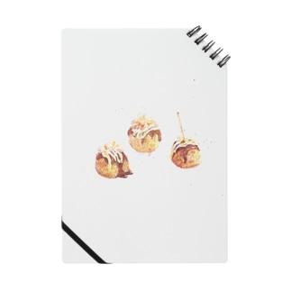 たこ焼き Notes