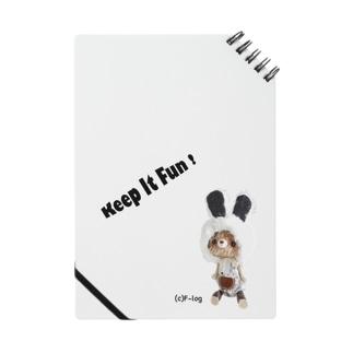 うさ耳Keep It Fun! Notes