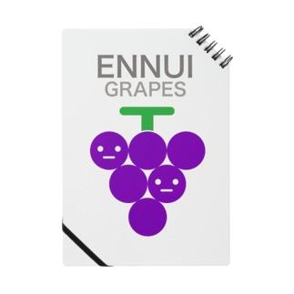 ENNUI GRAPES ノート