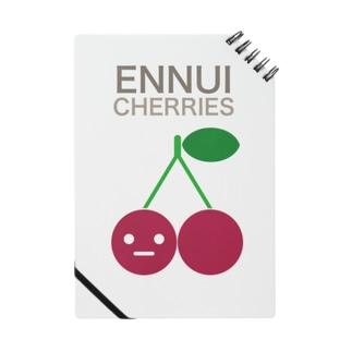 ENNUI CHERRIES Notes