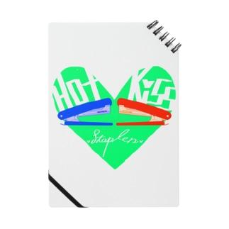 Hot Kiss~ホッチキス~ Notes