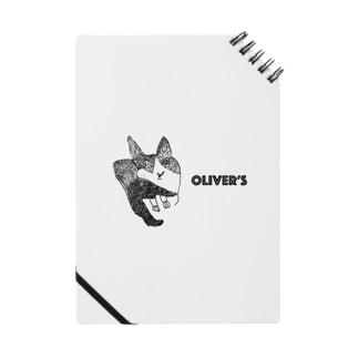 Oliver's cat ノート