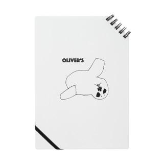 Oliver's ゴマちゃん ノート