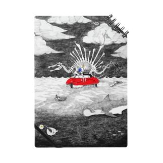 大海原の絵 Notes