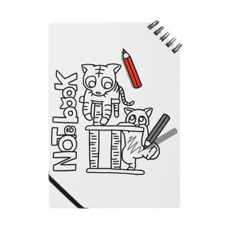 猫デザインノート Notes