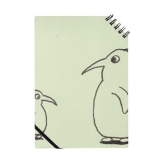 ペンギンもどき Notes