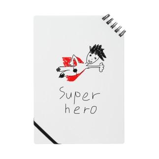 スーパーヒーロー  ディヴィット Notes