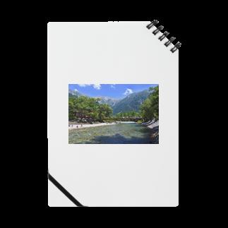 ave_varca5016の夏の上高地 Notes