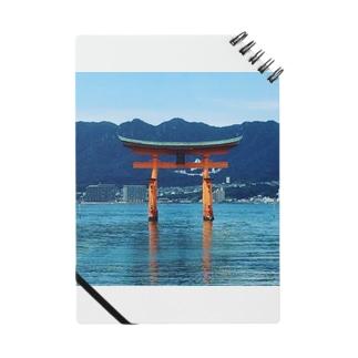 厳島神社 Notes