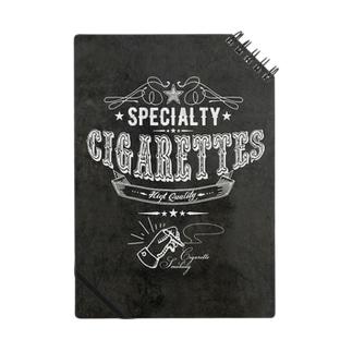 cigarette ノート