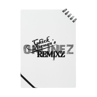 Chick Norman's REMIXZ LOGO Notes