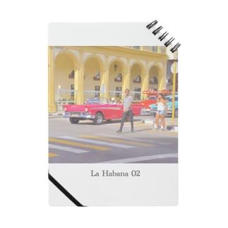 La Habana 02 / 街 Notes