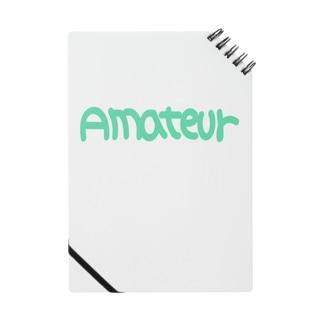 アマチュア② Notes