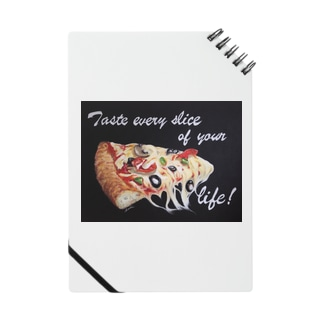 Taste every slice of your life! Notes