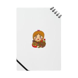 えりおの元気が出るグッズ♪ Notebook