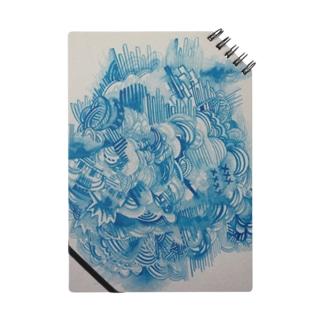 青の世界 Notes