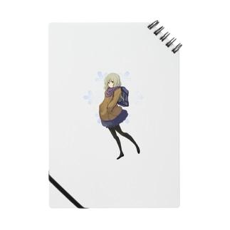 冬の音オリジナルノート(冬子) Notes