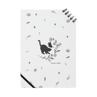 アズールブルーの黒猫 Notes