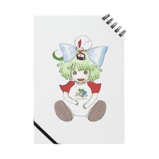 コンパス人形 ノート