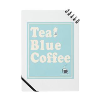 TealBlueCoffee_ロゴ3 Notes