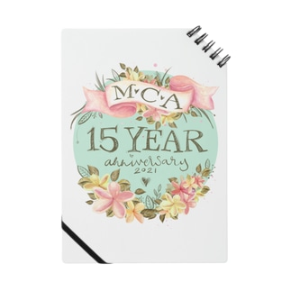 MCA15周年 Notes