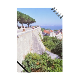 ポルトガル:サン・ジョルジェ城から見たリシュボア(リスボン)の風景写真 Portugal: Castelo de São Jorge / Lisboa ( Lisbon )  Notes