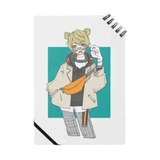 虎ガール Notes