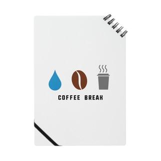コーヒー Notes