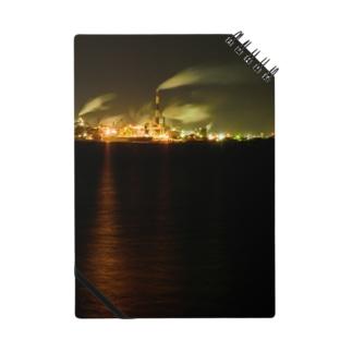 工場夜景3 Notes